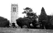 Burgh Le Marsh, St Peter And St Paul's  Church c.1965