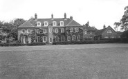 Buriton, Buriton House c.1960