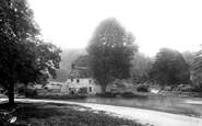 Buriton, Pond 1898