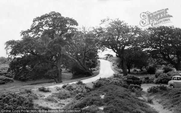 Burley, Broad Oak c.1955