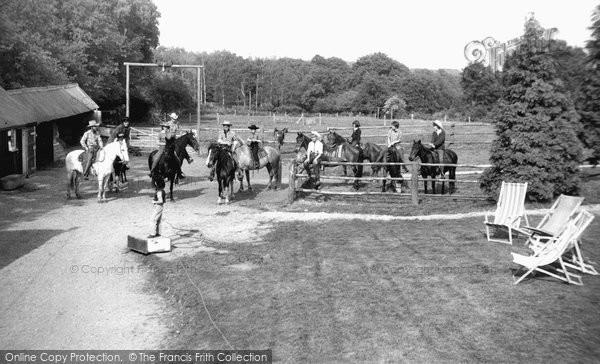 Burley, Flying G Ranch c.1955