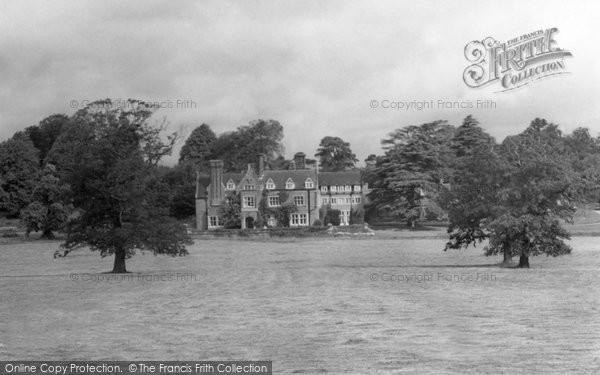 Burley, Manor Hotel c.1955