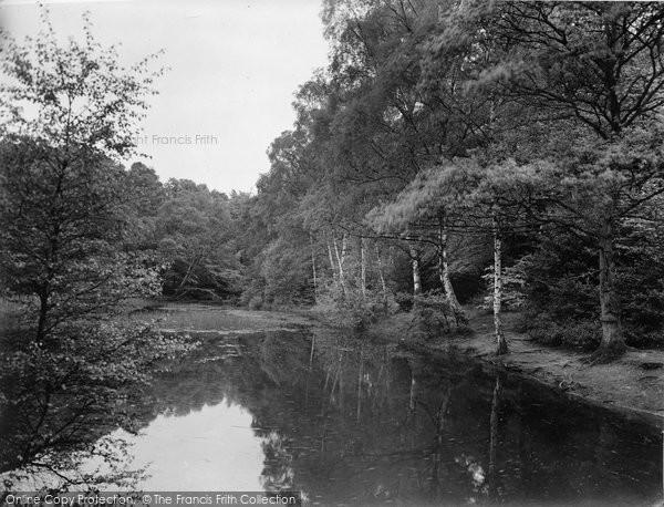 Burnham, Beeches 1929