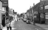 Burnham, High Street 1968