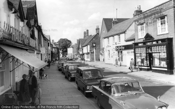 Burnham, High Street c.1965