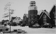 Burnham-On-Crouch, Clock Tower c.1965