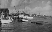 Burnham-On-Crouch, General View c.1960