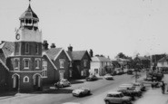 Burnham-On-Crouch, High Street c.1960