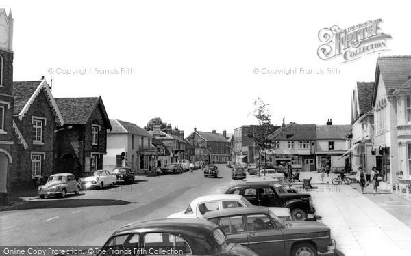 Burnham On Crouch, High Street c.1960