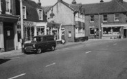 Burnham-On-Crouch, High Street c.1965