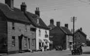 Burnham-On-Crouch, High Street Refreshments c.1955