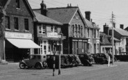 Burnham-On-Crouch, High Street Shops c.1950