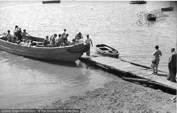 Burnham On Crouch, Landing Party c.1950