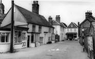 Burnham-On-Crouch, Shore Road c.1965