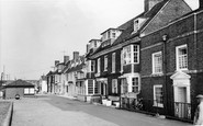Burnham-On-Crouch, The Olde White Harte Hotel c.1965