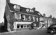 Burnham-On-Crouch, Ye Olde White Harte Hotel c.1950