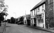 Burnham-On-Sea, Berrow Store c.1960