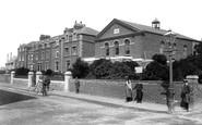 Burnham-On-Sea, Chapel Street 1892