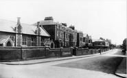 Burnham-On-Sea, College Street 1896