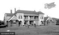 Burnham-On-Sea, Golf Club House 1913
