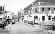 Burnham-On-Sea, High Street c.1965