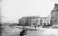 Burnham-On-Sea, Julia And Catherine Terraces 1887