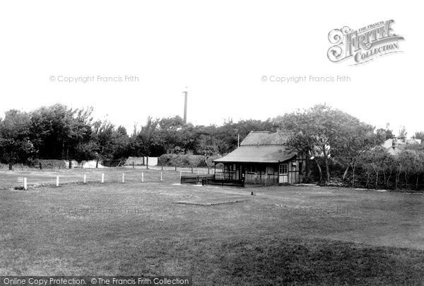 Burnham On Sea, Ladies Golf Club House 1896