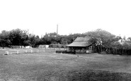 Burnham-On-Sea, Ladies Golf Club House 1896