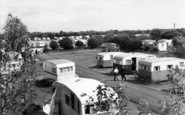 Burnham-On-Sea, Lakeside Holiday Park c.1960