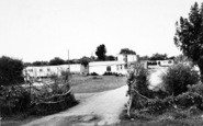 Burnham-On-Sea, Lakeside Holiday Park c.1965
