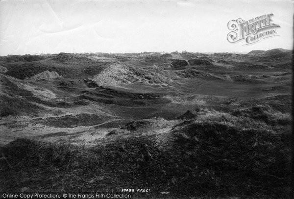 Burnham On Sea, Men's Golf Links 1896