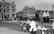 Burnham-On-Sea, Near Central Promenade 1939