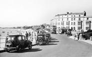 Burnham-On-Sea, Promenade, North End 1939