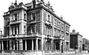 Burnham-On-Sea, Queens Hotel 1887