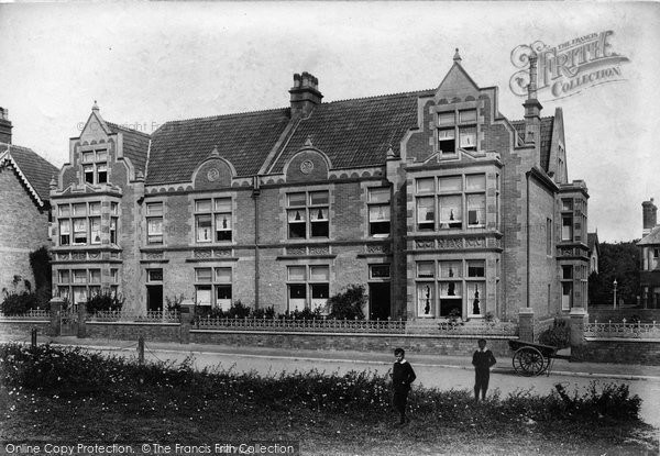 Burnham On Sea, St Dunstan's School 1907