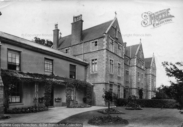 Burnham On Sea, The Convent 1907