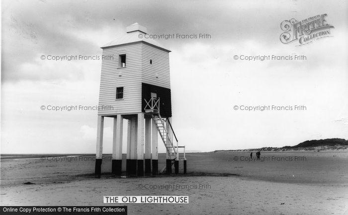 Burnham On Sea, The Old Lighthouse c.1960