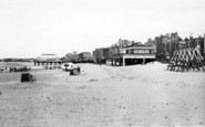 Burnham-On-Sea, The Sands c.1960