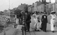 Burnham-On-Sea, Women  1913