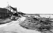 Burnham Overy Staithe, The Creek c.1955