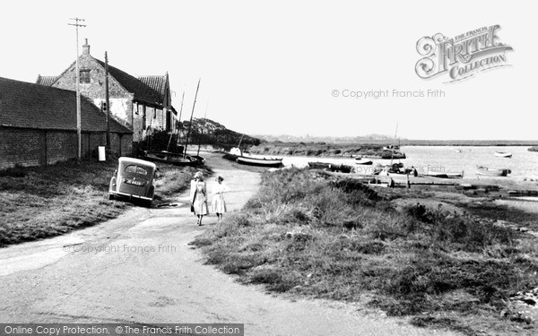 Burnham Overy Staithe photo