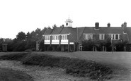 Burnham, the Golf Course c1965