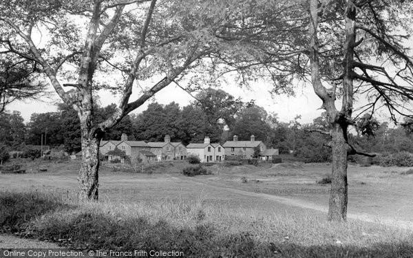 Burnham, The Gore c.1955