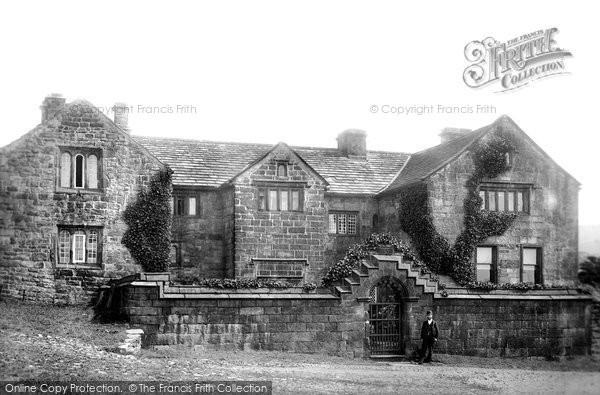 Burnley, Barcroft Hall 1895