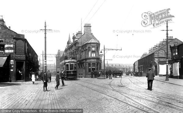 Photo of Burnley, Duke Bar 1906