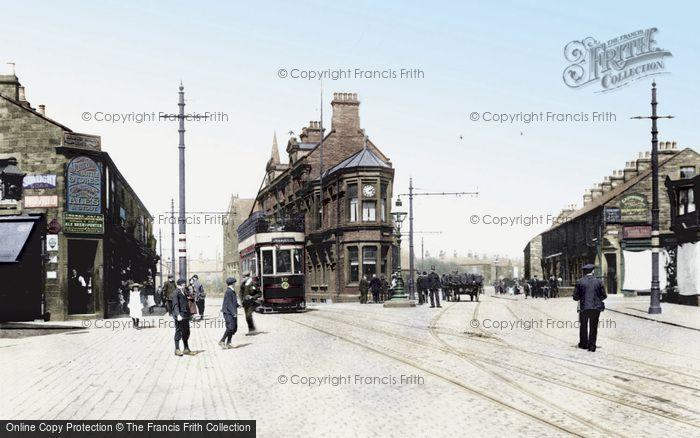 Burnley, Duke Bar 1906
