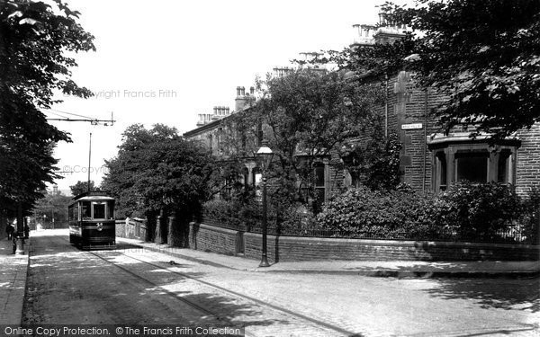 Burnley, Manchester Road 1906