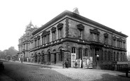 Burnley, Mechanics' Institute 1895
