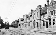 Burnley, New Police Offices 1906
