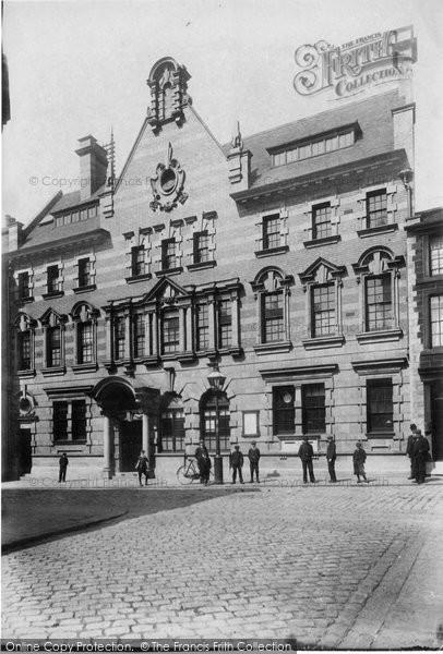 Burnley, New Post Office 1906